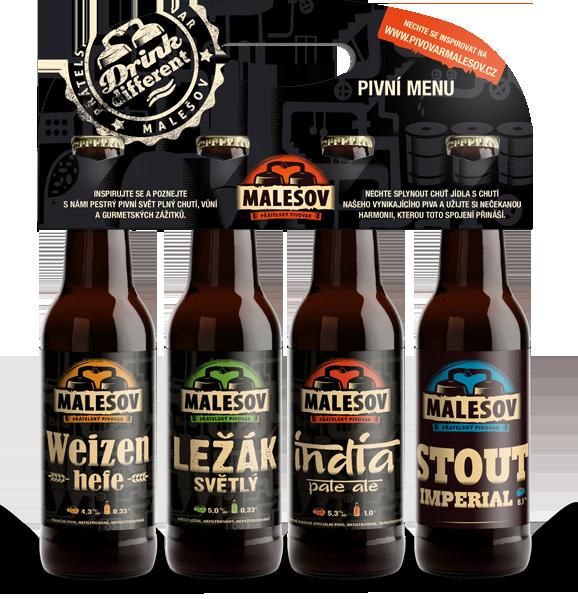 Pivni prenoska s pivama_uprava